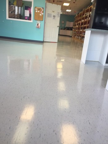 Floor Stripping and Waxing in Fuquay Varina, NC
