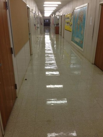 Commercial Floor Cleaning by BCR Janitorial Services, Inc. in Morrisville, NC