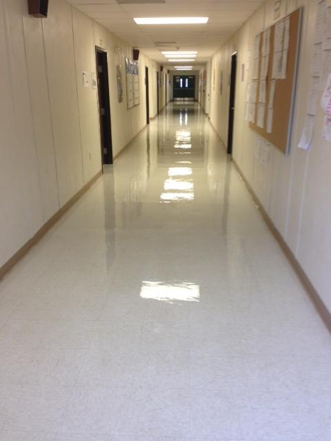 Commercial Floor Cleaning in Holly Springs, NC