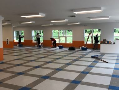 Construction Cleaning in Cary, NC (2)