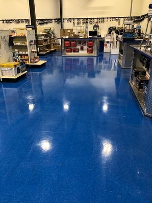 Floor Cleaning in Funquay Varina, NC (2)