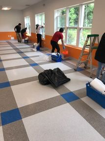 Construction Cleaning in Cary, NC (1)