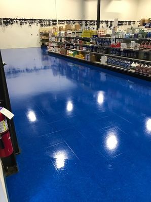 Commercial Cleaning/Floor Stripping in Raleigh, NC (2)