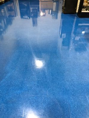 Floor Cleaning in Funquay Varina, NC (1)