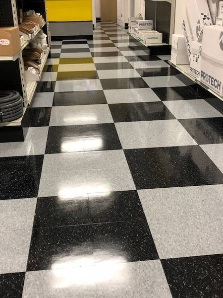 Commercial Cleaning/Floor Stripping in Raleigh, NC (3)